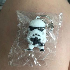 Other - Stormtrooper Keychain